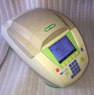 Tested Bio-rad Mycycler 96-well Pcr Thermal Cycler 580br Gradient Option