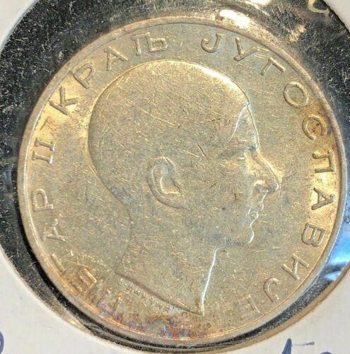 Yugoslavia  1938  50 Dinaras KM 24 Unc