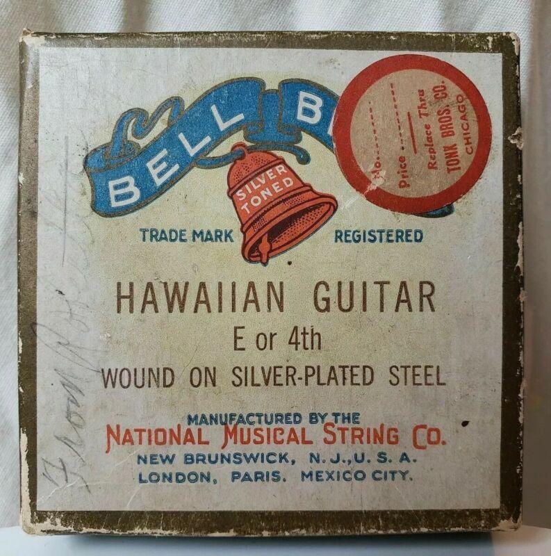 Bell Brand Hawaiian Guitar (Jaw Harp) w/ original box