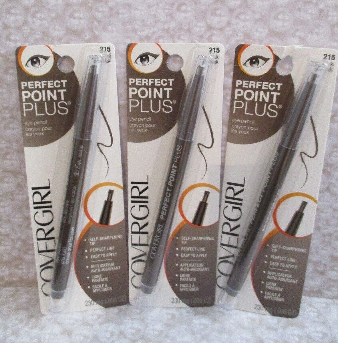 COVERGIRL Perfect Point Plus Eye Liner Pencil {Grey Khaki #2