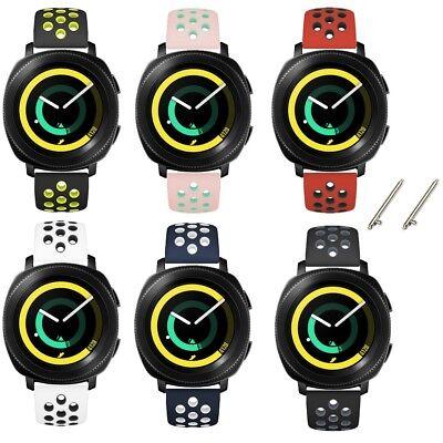 Silicone Watch Band Samsung Gear S2 Classic / Gear Sport / Garmin Vivoactive 3