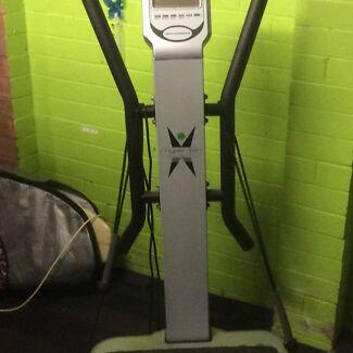 Exercise gym vibrate hypervibe machine Kotara South Lake Macquarie Area Preview