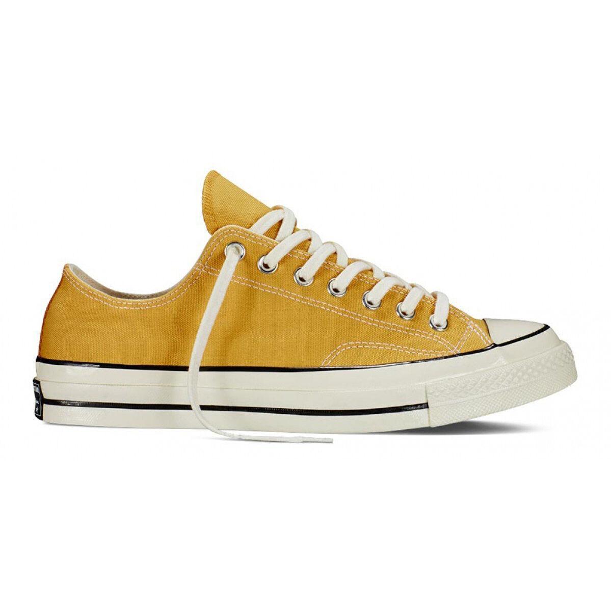 de4481878b6a Converse Chuck Taylor All Star Low 1970s Sunflower Yellow First String  151229C
