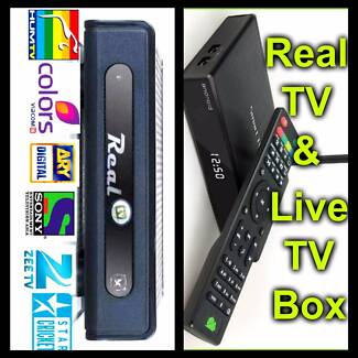 Indian Pakistani Live Real TV Pro Free Channels FITV Shava TV Box Craigieburn Hume Area Preview