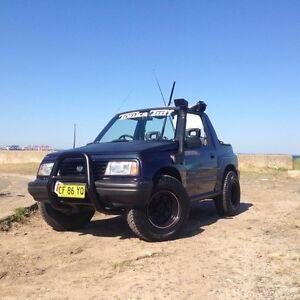 Suzuki vitara jlx Greenacre Bankstown Area Preview