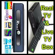 Indian Pakistani Live Real TV Pro ULTRA 4K+ FITV Shava TV Box Craigieburn Hume Area Preview