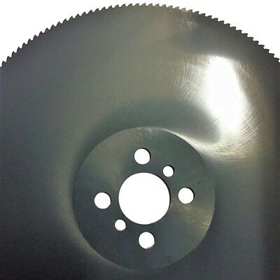 300 X 2.5 X 40 New Industrial Cold Saw Blade - Hss M2 Dmo5 Steel Cutting