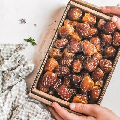 Sukkari Doux Dates 3KG Fruits Secs Souple Naturel Premium DATTELMANN