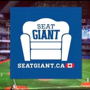 TORONTO BLUE JAYS TICKETS FROM JUST $7 CAD!!!
