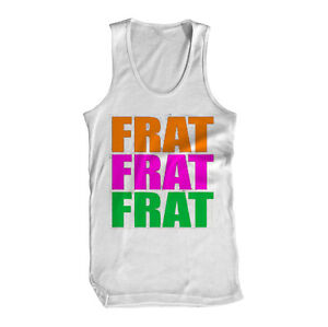 Frat tank tops clothing shoes accessories ebay for Southern fraternity rush shirts