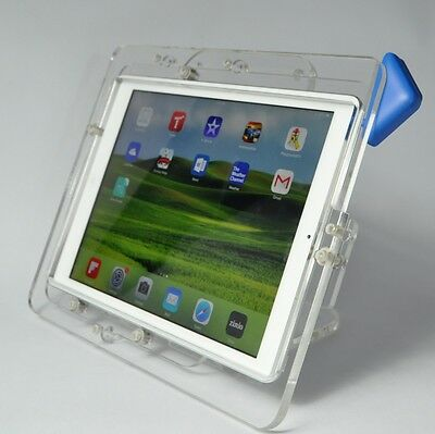 iPad Air Security Stand for PayPal, Amazon, ID Tech, GoPayme