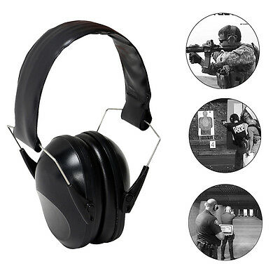 Tourbon Ear Protection Muffs Construction Shooting Noise Reduction Safety Sports