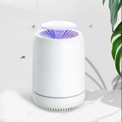 Lámpara Antimosquitos Eléctrico Tranquilo y Eficiente 5W Blanco Hogar Oficina