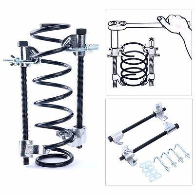 Heavy Duty Coil Spring Strut Compressor Remover Installer Suspension Tool US