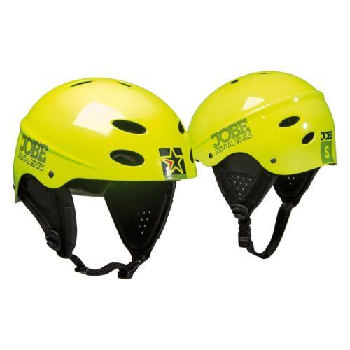 Jobe Heavy Duty WAKE Helmet Yellow Helm Wakeboardhelm K… |