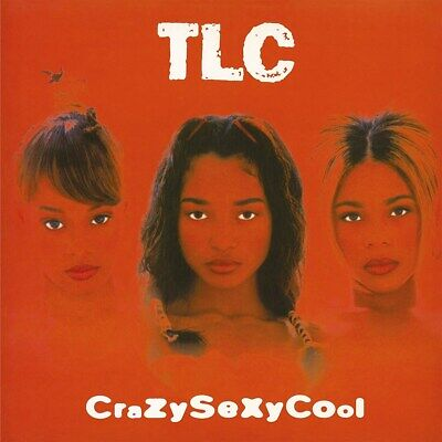 """CrazySexyCool - TLC (12"""" Album) [Vinyl]"""