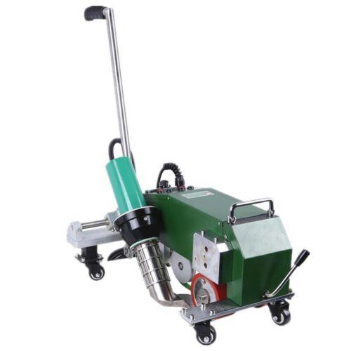 220V Automatic PVC Banner Flex Hot Air Welding Machine Tarpaulin Welder LST-MAT1