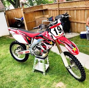 Crf 450 - 2004 WITH OWNERSHIP