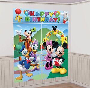 Mickey Mouse Room Decor Ebay