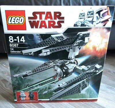 Lego Star Wars 8087 Tie Defender, New Sealed