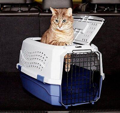 Best Comfort Pets-Dog-Cat 2-Door-Top-Load Kennels Light Smart,Heavy-Duty,Secure