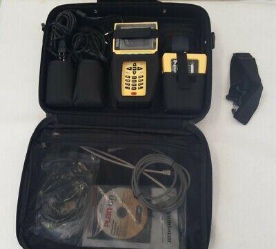 Jdsu Validator Nt900 Network Lan Ethernet Cable Tester Nt-900 Certifier Rj45