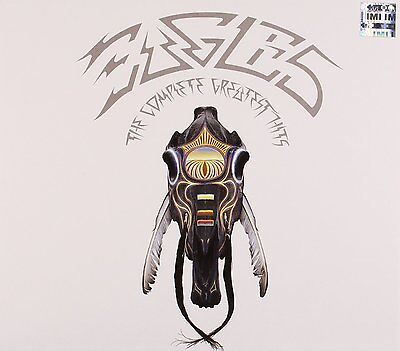 166 Sold  The Eagles   Complete Greatest Hits   2 Cd Set   New  Free Ship