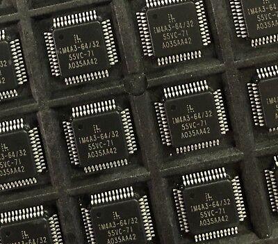 Lattice M4a3-6432-55vc Ic Cpld 64mc 5.5ns 44tqfp New Qty.1