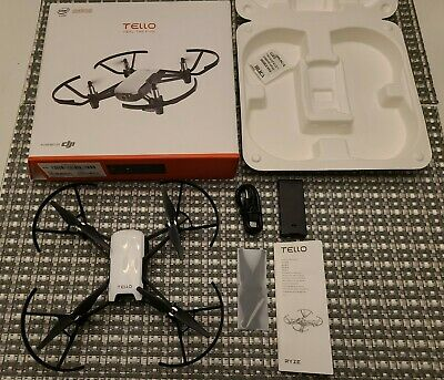 Ryze Tech Tello Quadcopter - Mini Drone with 5MP Camera for Kids~1 Battery