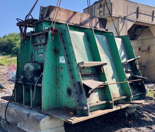 Pennsylvania 549A Hammer Mill with 1000 hp Motor and Spare Hammers