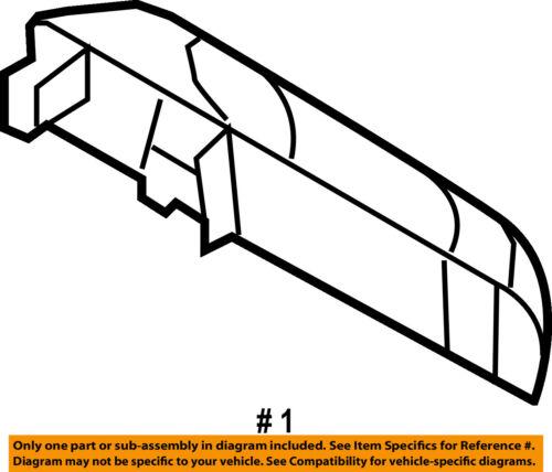 Ram CHRYSLER OEM 13-14 3500-Outside Exterior Door Handle Left 1GH291ARAD