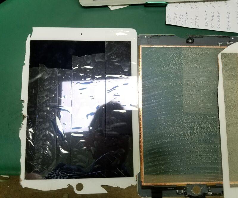 Apple Ipad Air 2 Lcd Digitizer Glass Screen Replacement Repair Service