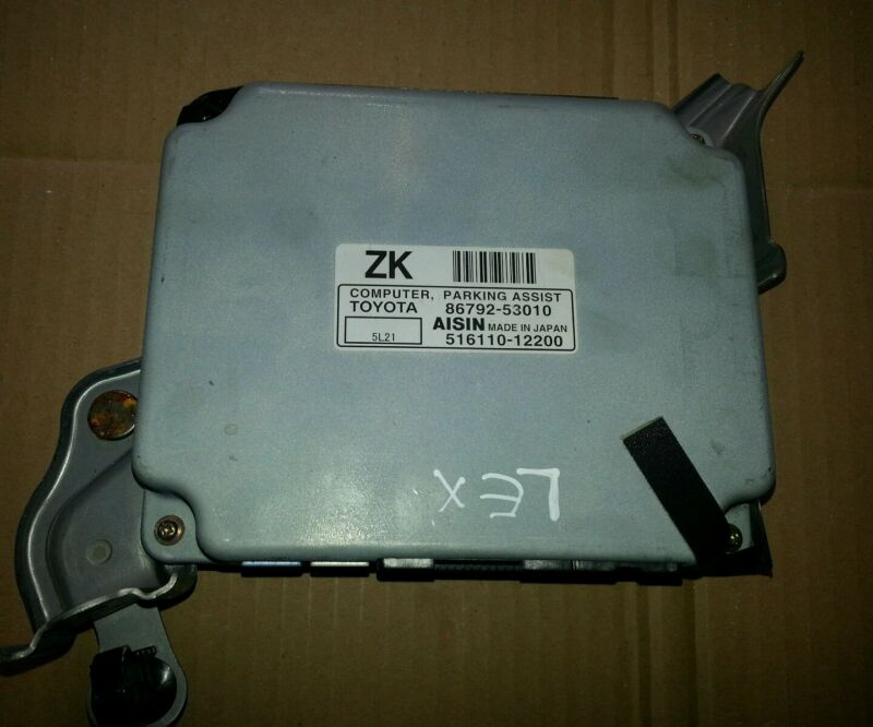 2006 LEXUS IS250 IS220  / COMPUTER PARKING ASSIST 86792-53010