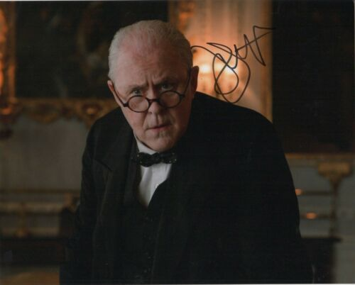 John Lithgow The Crown Autographed Signed 8x10 Photo COA #2