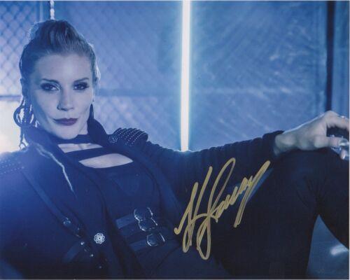 Katee Sackhoff The Flash Autographed Signed 8x10 Photo COA #S7