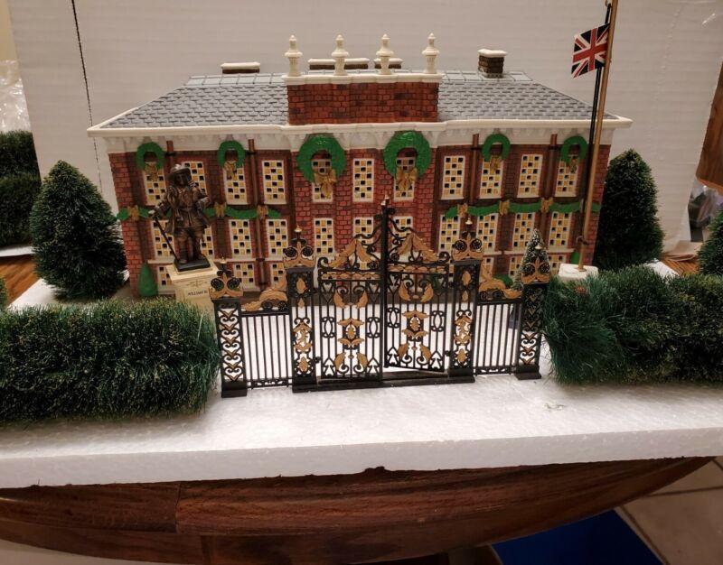 Department 56: Kensington Palace - Historic Landmark Series