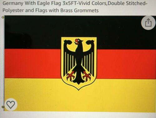 German Flag 3