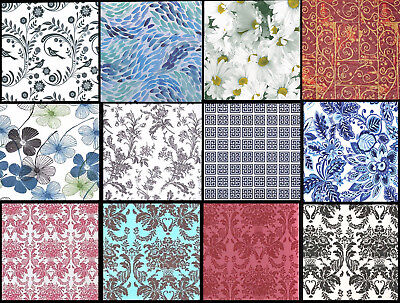 - Fancy Designs Tissue Paper Prints - 10 Sheet and 20 Sheet Packs - Mix and Match