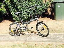 Bike Fluid Traveller Folding bike Abbotsbury Fairfield Area Preview