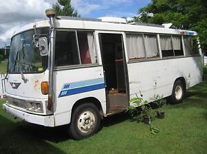 1985 Hino AC Motorhome Airlie Beach Whitsundays Area Preview