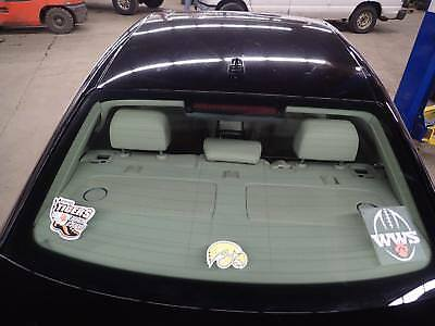 09 10 11 12 AUDI A4: Roof,  Sedan, w/ Sunroof Option; Black LY9B