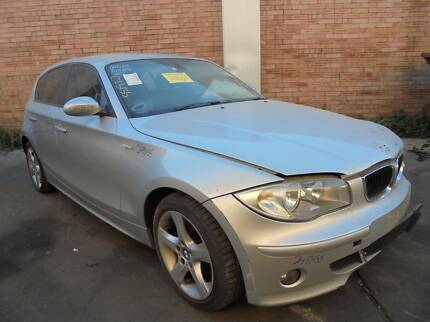 WRECKING 2006 BMW 1 SERIES 2.0 AUTOMATIC HATCHBACK (C23135) Lansvale Liverpool Area Preview