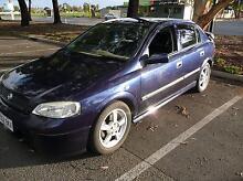 2001 Holden Astra Hatchback Angle Park Port Adelaide Area Preview