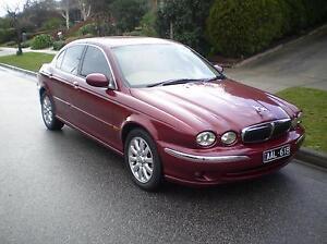 2002 Jaguar X Type Sedan Narre Warren South Casey Area Preview