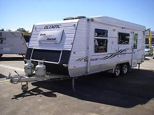 21ft Olympic Riverina Classic 640E (2010) Ormiston Redland Area Preview
