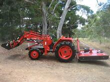 Kubota Tractor Bywong Queanbeyan Area Preview