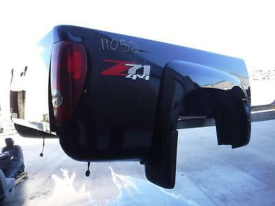 2004-2012 CHEVROLET COLORADO TRUCK BED BOX FLEETSIDE CREW CAB BLACK [CODE 8555] 06 Chevy Colorado Truck