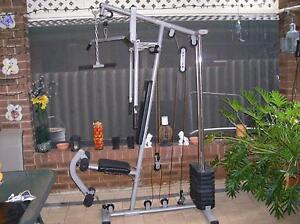 Vulcan home gym Girrawheen Wanneroo Area Preview