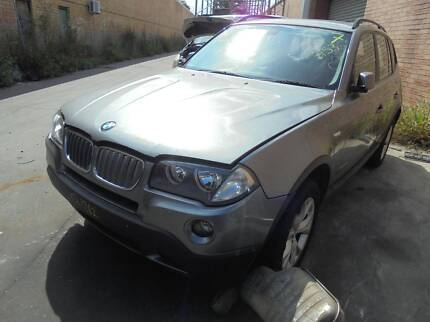 WRECKING 2009 BMW X3 2.0 AUTOMATIC WAGON (C21962) Lansvale Liverpool Area Preview