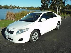 2009 Toyota Corolla Ascent Mannum Mid Murray Preview